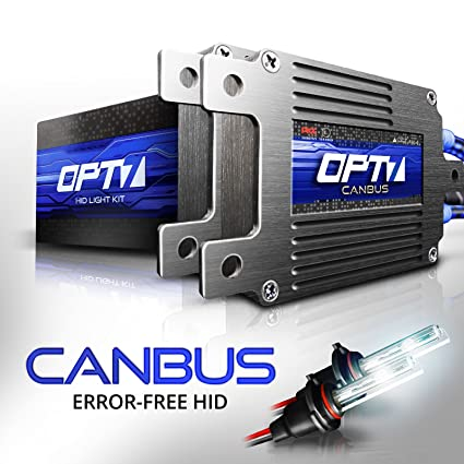Amazon OPT7 Boltzen AC CANbus 9006 HID Kit