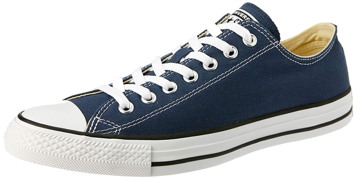 Converse Taylor All Star Ox Navy M969, Baskets Basses Mixte Adulte