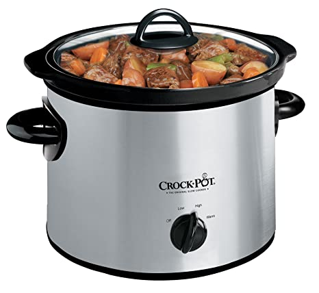 Review Crock-Pot SCR300-SS 3-Quart Manual