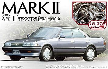 1/24 MARK 2 (GX81) GT Twin Turbo(w/1G-GTE Engine): Amazon.es: Juguetes y juegos