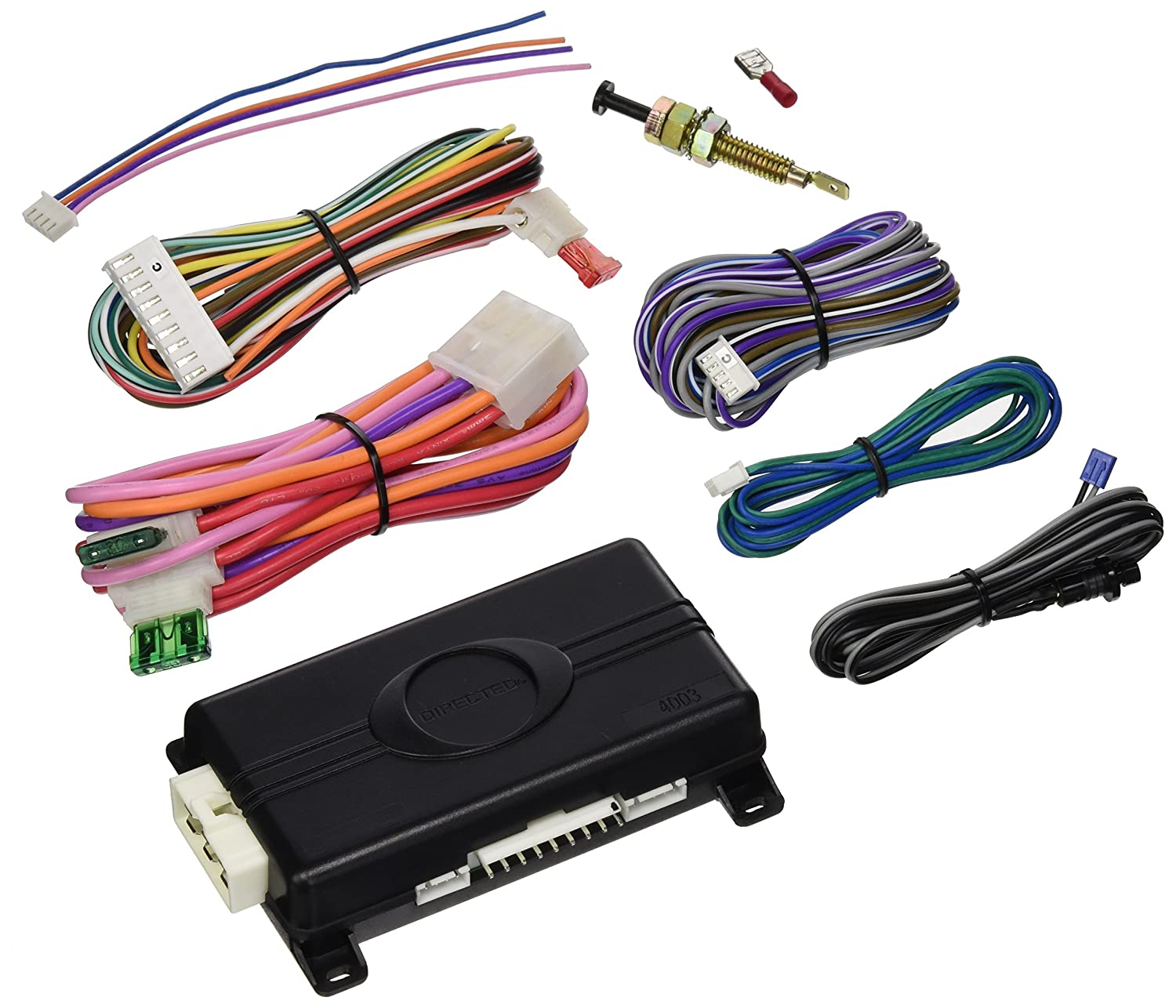 Directed Electronics Inc 4003l Avital Add On Remote Viper 150 Alarm System Wiring Diagram Free Picture Start Module Car