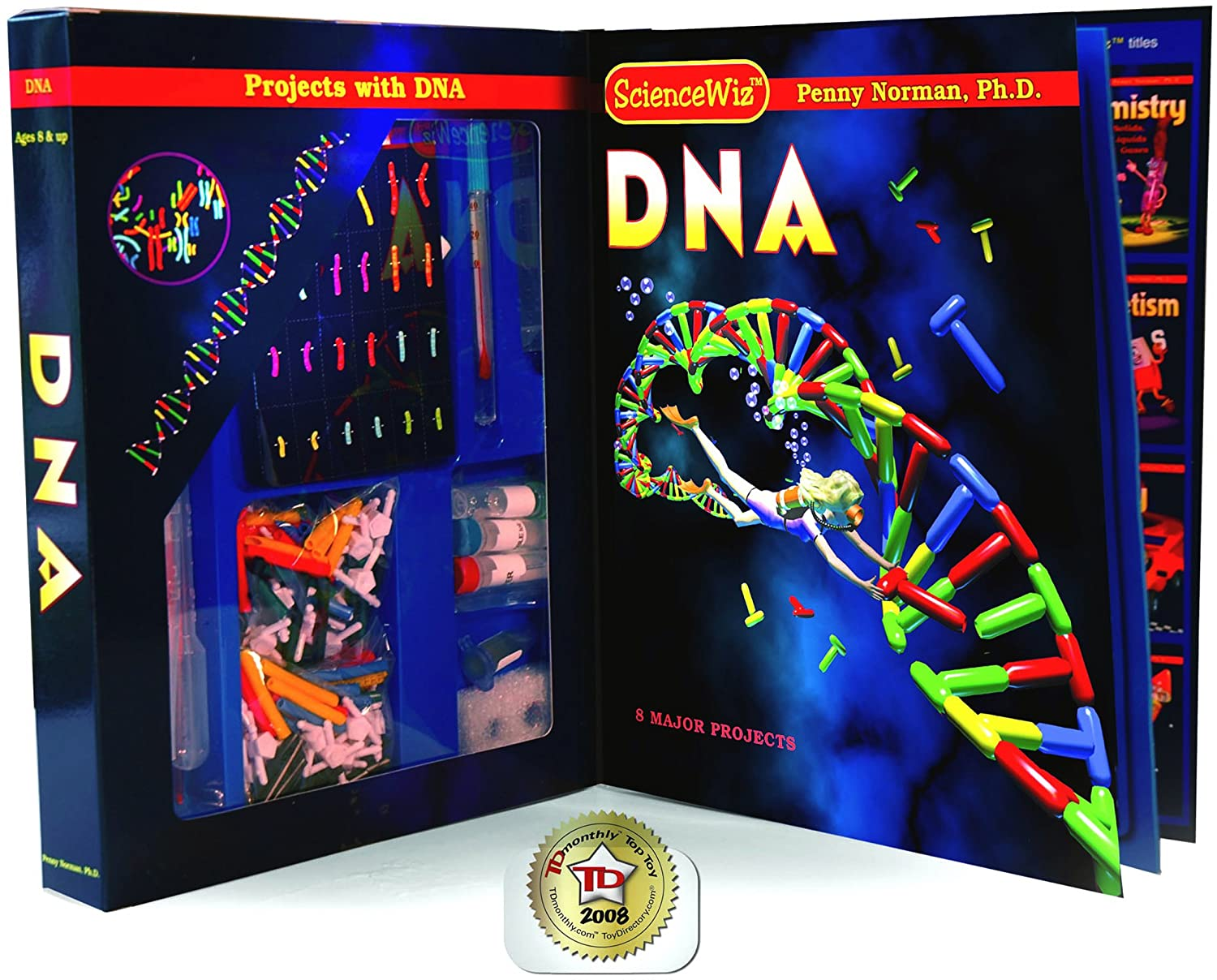 Science Wiz Dna Kits Motorcycles Amazon Canada Awardpedia Elenco Snap Circuits Lights Physics Kit