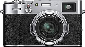 Fujifilm 16642939 X100V Digital Camera - Silver