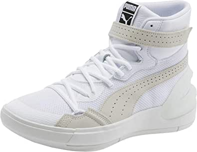 PUMA Mens Sky Dreamer Basketball Sneakers Shoes Casual - White - Size 13 D