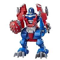 """Playskool Heroes - 10"""" Transformers Rescue Bots Optimus Prime Figurine"""