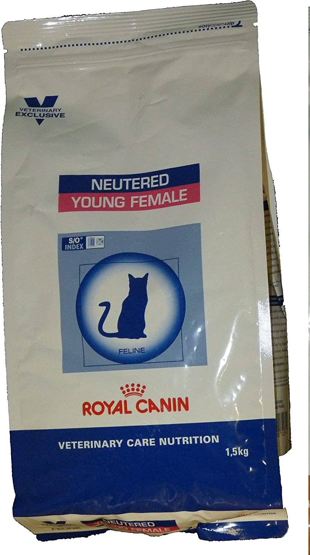 Royal Canin C-58341 Diet Feline Young Female - 1.5 Kg
