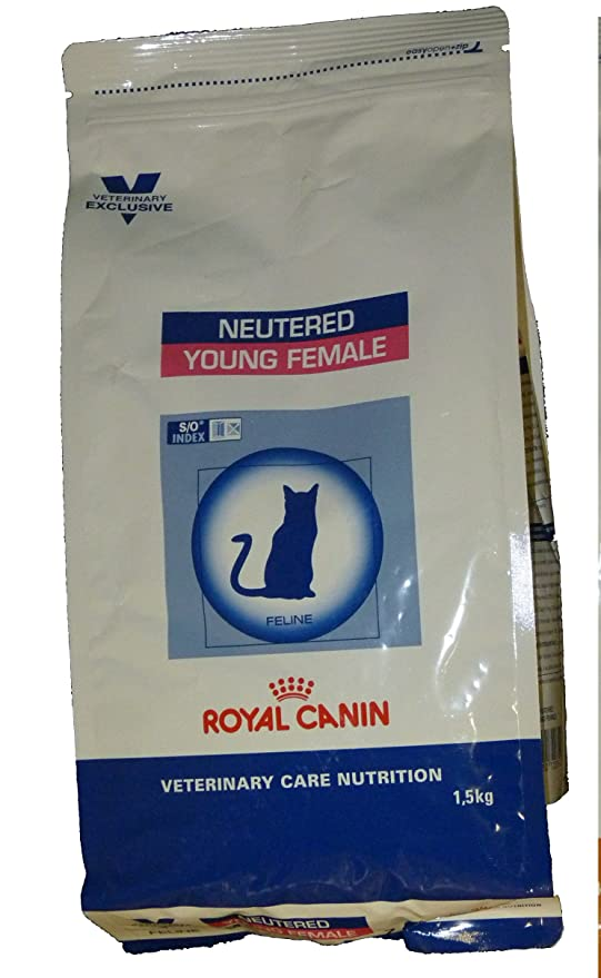 Royal Canin C-58341 Diet Feline Young Female - 1.5 Kg