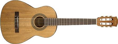 Fender Beginner Acoustic Guitar MC-1 ¾ Nylon String – Natural