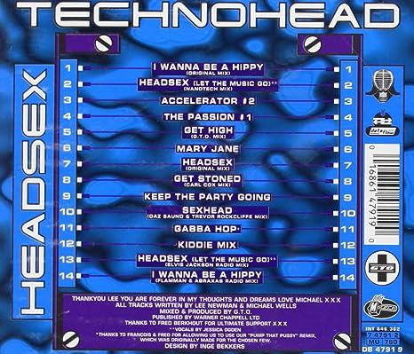 Amazon | Headsex | Technohead ...