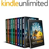The Complete Troy Bodean Tropical Thriller Collection: NINE Tropical Thrillers From Rogue Wave to Shark Wave plus and exclusi