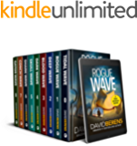 The Complete Troy Bodean Tropical Thriller Collection: NINE Tropical Thrillers From Rogue Wave to Shark Wave plus and…