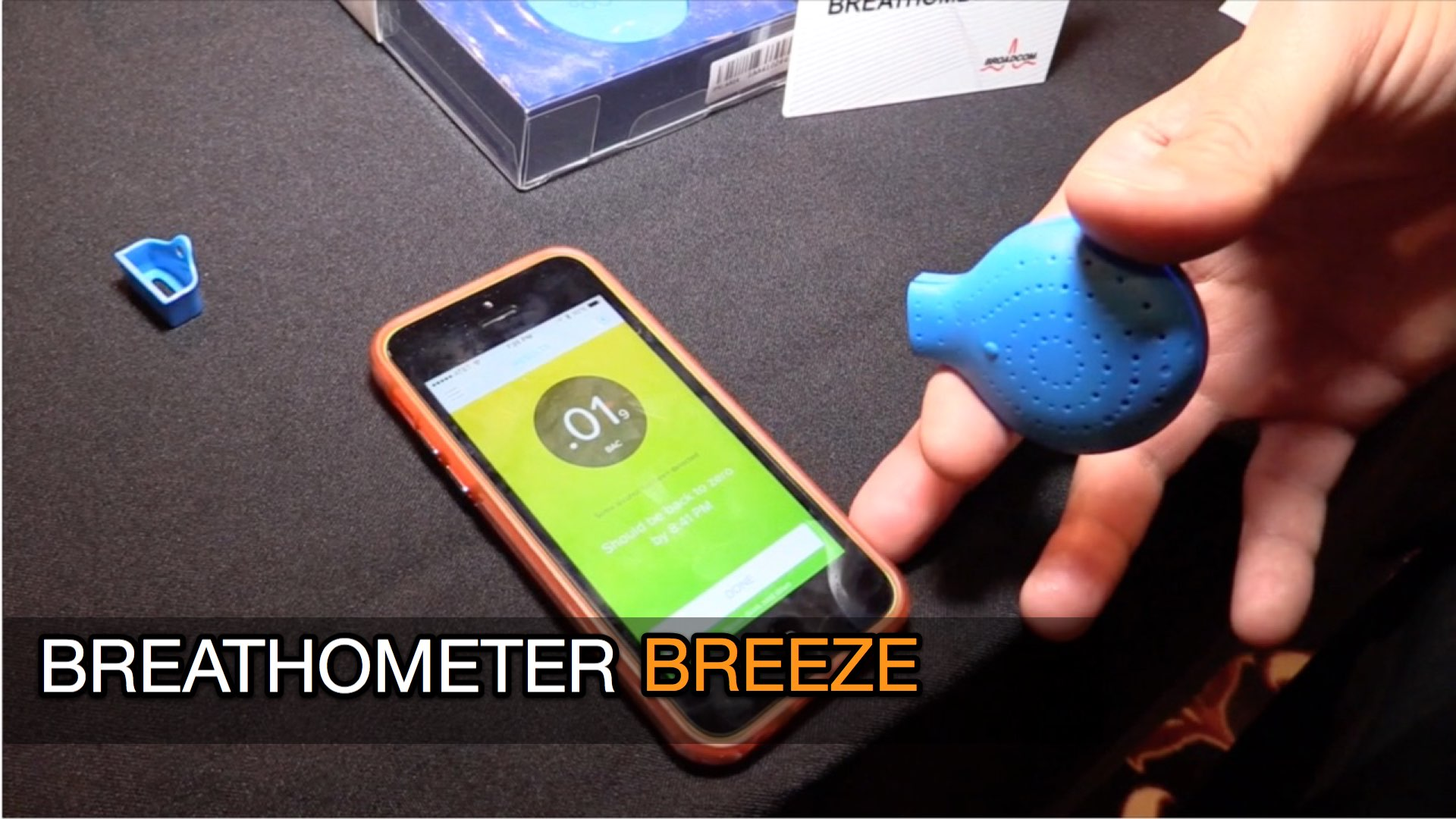 Breathometer corporation
