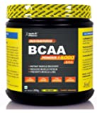Healthvit Fitness BCAA 6000, 200g (25 Servings) Tangy Orange Flavour