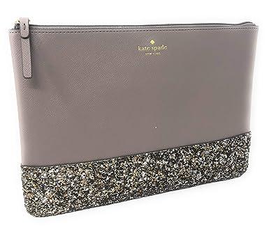 08fcb7ca0 Amazon.com: Kate Spade New York Leather Glitter Gia Greta Street Clutch Bag City  Scape: Shoes