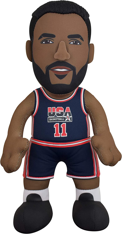 Bleacher Creatures USA Basketball Karl Malone 10 Plush Figure A Dream Teamer for Play or Display
