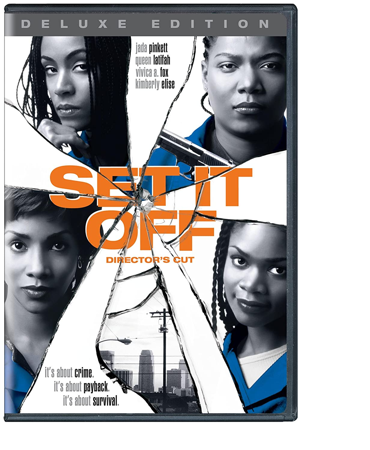 Set It Off: Deluxe Edition (Version française) Various Warner Bros. Home Video 5822283 Action / Adventure