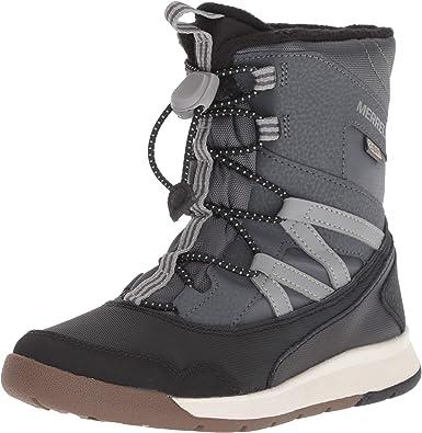 Merrell Kids/' Snow Crush WTRPF Boot