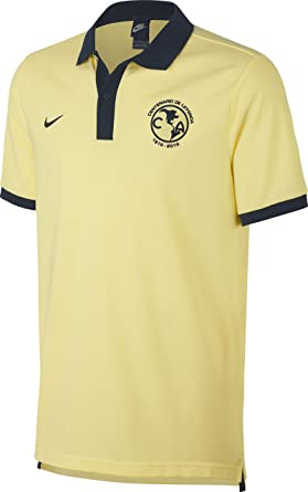 87c8cd571 Image Unavailable. Image not available for. Color  Nike Men s Club america  NSW Polo Pique (S)