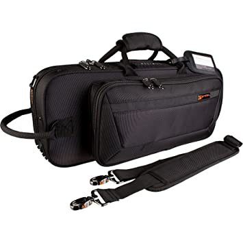 Protec PB301CT - Estuche para trompeta, color negro: Amazon ...