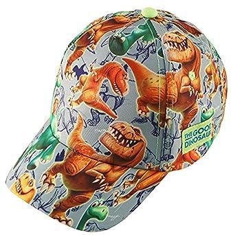 87b30ff4b57 Amazon.com  Disney Toddler Boys The Good Dinosaur Cotton Baseball ...