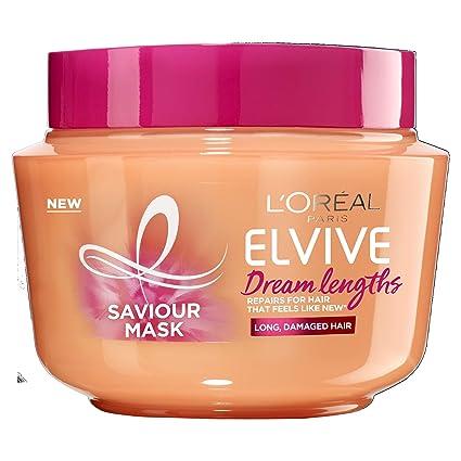 LOreal Elvive Dream Lengths Máscara de pelo largo, ...