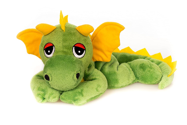 Dragón de peluche para niño