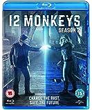 12 Monkeys - Season 2 [2016]