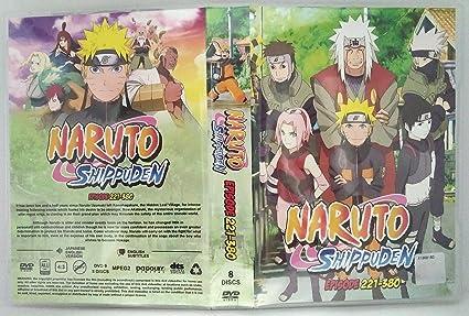 Amazon.com: NARUTO SHIPPUDEN (ENGLISH AUDIO) - COMPLETE TV ...
