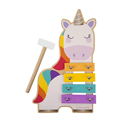SunnyLIFE Unicorn Mini Xylophone: Home & Kitchen