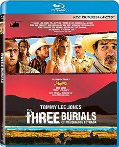 The Three Burials of Melquiades Estrada [Blu Ray] [Blu-ray]