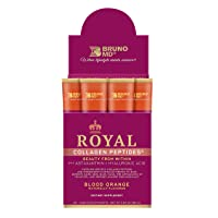 Bruno MD Royal Collagen Peptides - Beauty from Within, Clinically Proven, Dietary Supplement, Improves Skin & The Look of Hair, Nails & Cellulite,Blended with Vitamin C (Blood Orange)
