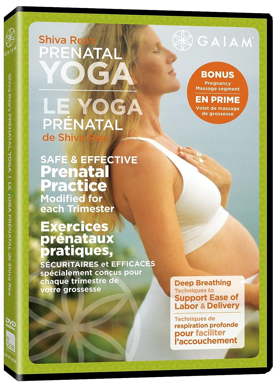 Prenatal Yoga with Shiva Rea (Bl)Gaiam Yoga Gaiam International M