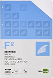 Amazon.es: Liderpapel: Recambios