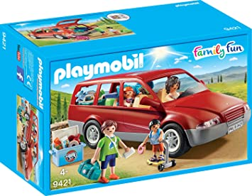 Playmobil 9421 Family fun - Family car