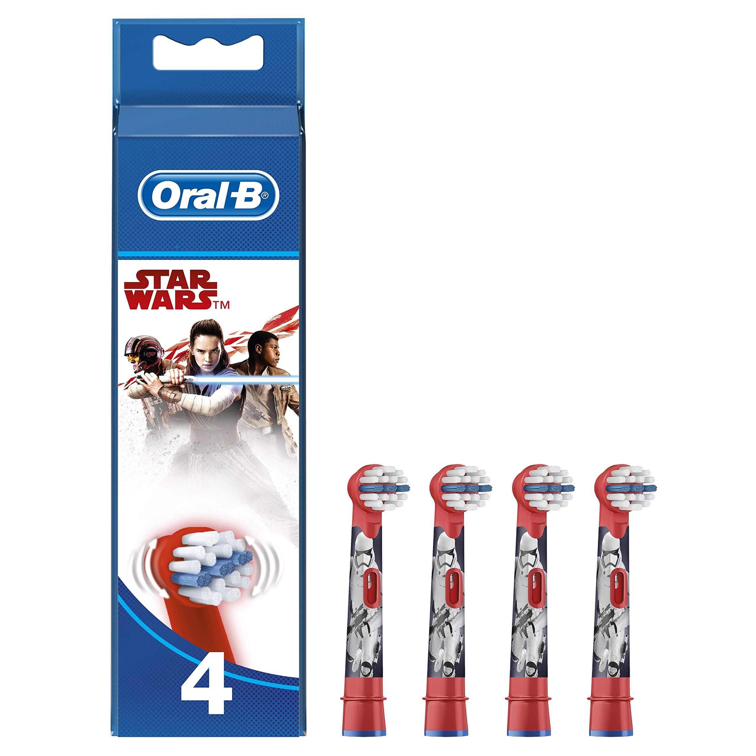 Oral-B Brossettes De Rechange Pour Brosse À Dents Électrique Star Wars x4 product image