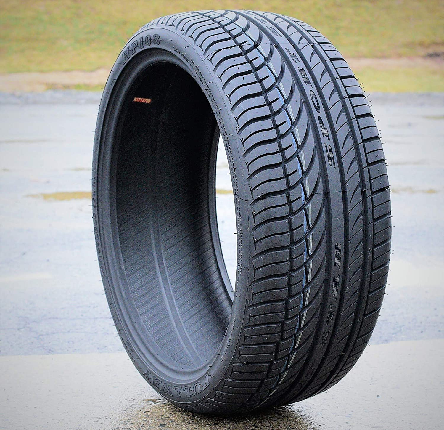 Fullway HP108 High Performance Radial Tires-245//35ZR20 95W XL TWO Set of 2