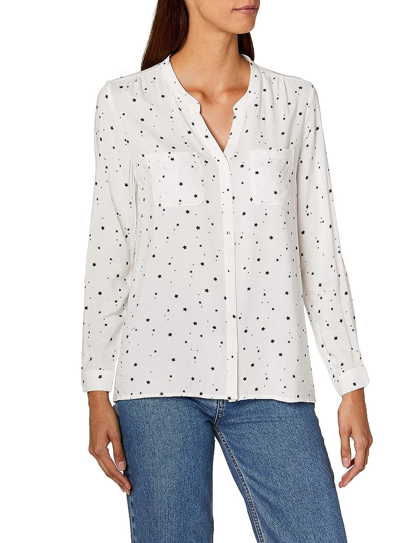 Only Onlfirst LS Pocket AOP Shirt Noos Wvn Blusa para Mujer