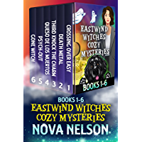Eastwind Witches Cozy Mysteries: Books 1-6: Paranormal Cozy Mystery Box Set