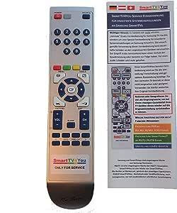 HbbTV4You servicio de control remoto para la serie Samsung Smart ...