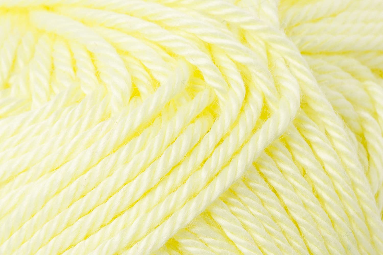 Schachenmayr Ovillo Hilo de algodón para Punto y Ganchillo Catania 9801210, algodón, Mimose, 11,5 x 5,2 x 6 cm: Amazon.es: Hogar