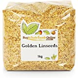 Buy Whole Foods Golden Linseeds 1 Kg