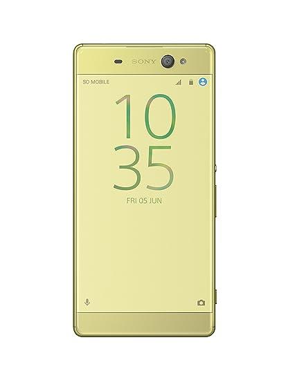 Sony Xperia XA Ultra unlocked smartphone,16GB Lime Gold (US Warranty)