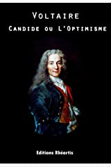 Candide ou L'optimisme (French Edition) Kindle Edition