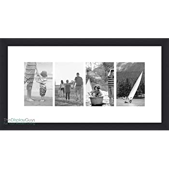 Amazon The Display Guys 10 X 20 Black Wooden Photo Frame