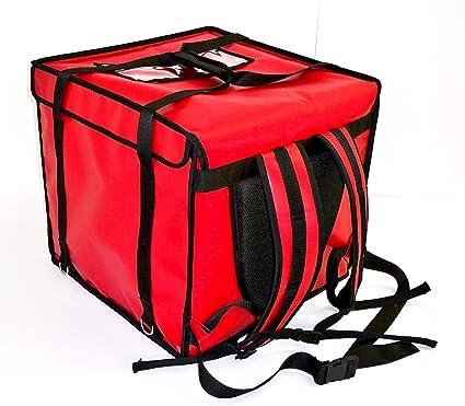 Bolsas y mochilas isotérmicas para el reparto y entrega a domicilio, food delivery, take away , pizzas, sushi, farmacia, comida, snacks & zumos, vinos y bebidas, regalos, supermercado. MADE IN SPAIN.: Amazon.es: