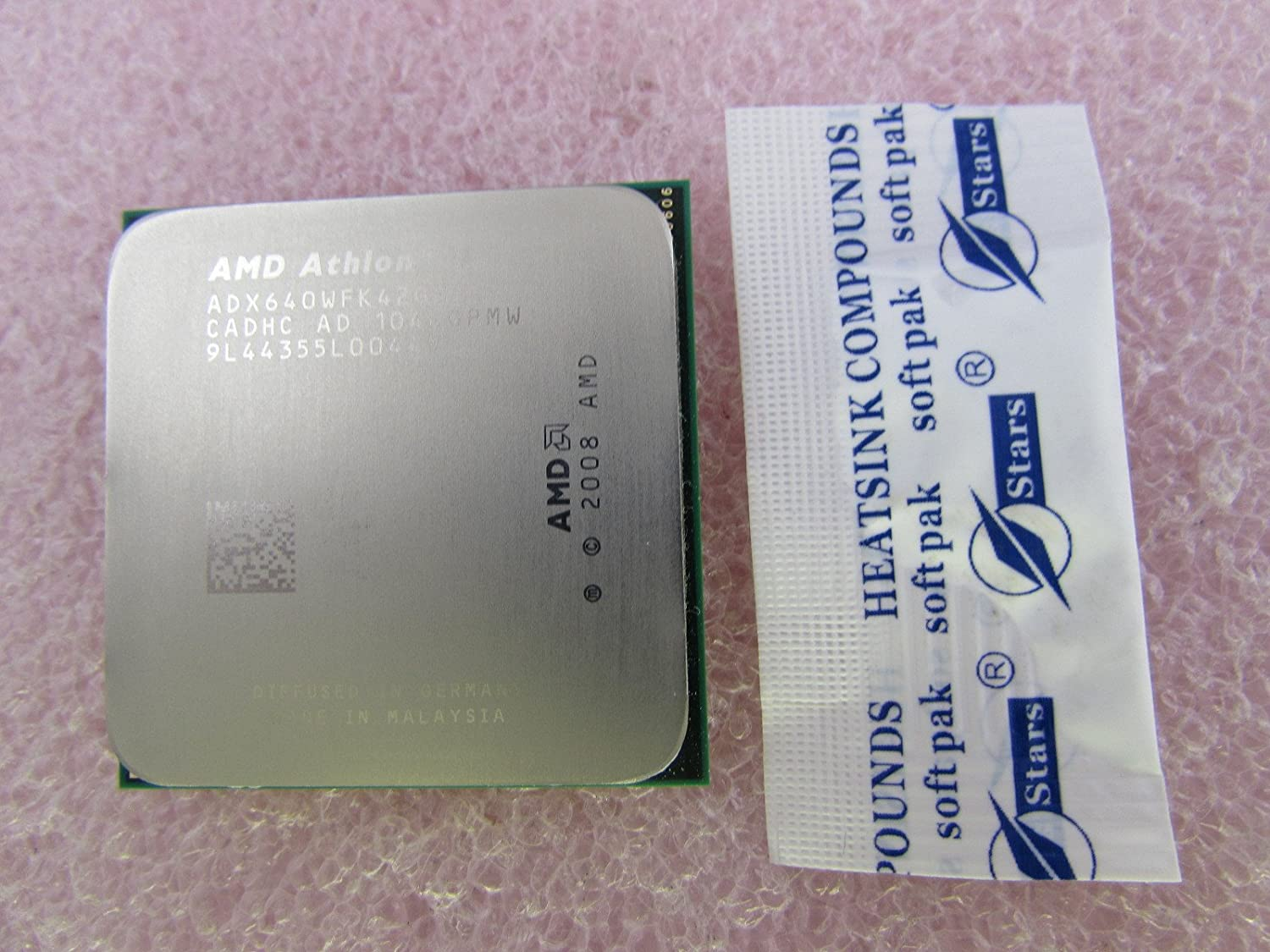 AMD ADX640WFK42GM Athlon II X4 640 3.00GHz Socket AM2+//AM3 Propus CPU Processor