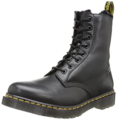 Dr. Martens Women's Serena Boot,Black Cartagena,3 UK/5 ...