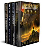 Boxed Set: Anstractor The New Phase Complete: The New Phase Series