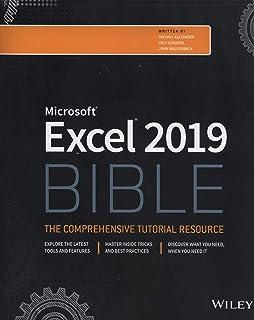 excel 2016 bible epub