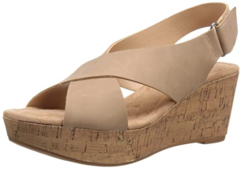 49fd02c6d CL by Chinese Laundry Women s Dream Girl Wedge Sandal  Buy Online at ...
